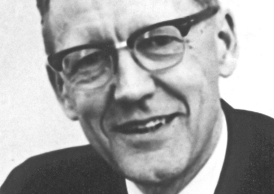 Gordon V. Anderson (1953-1955)