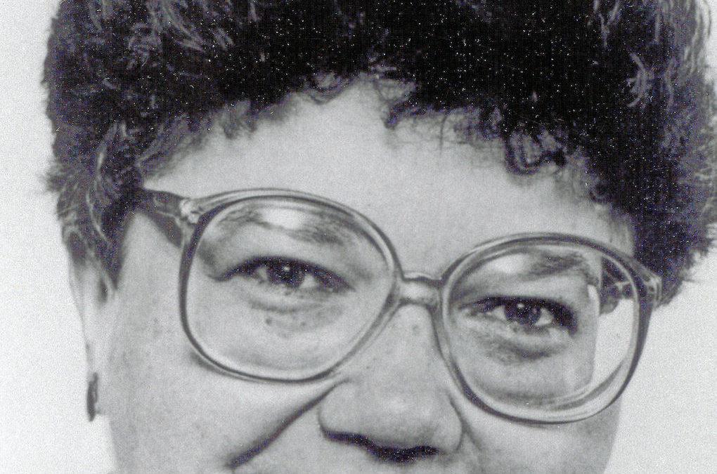 Margaret J. Barr (1983-1984)