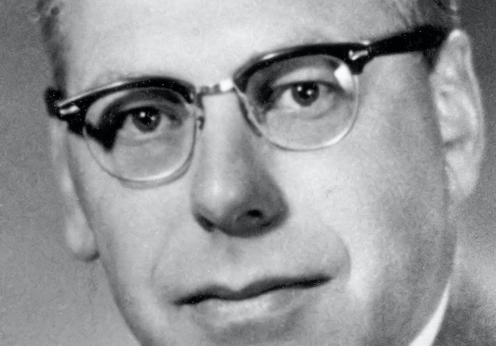 Ralph F. Berdie (1965-1966)