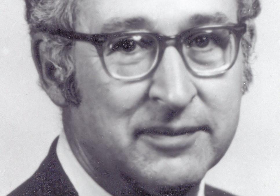 Bernard R. Black (1966-1967)