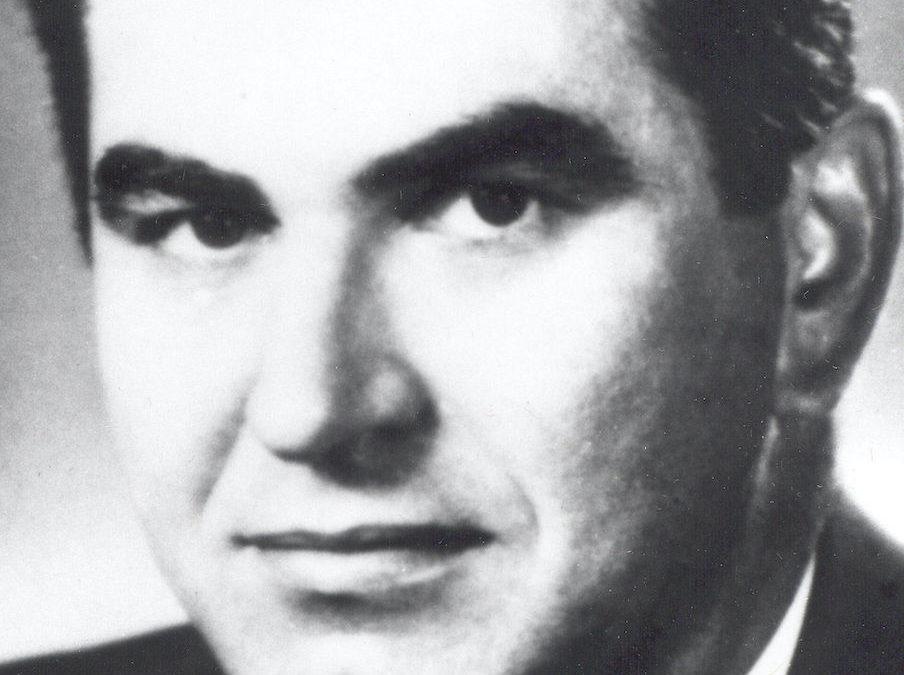 Robert Callis (1959-1960)