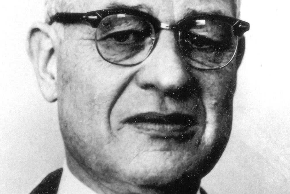 Daniel D. Feder (1945-1947)