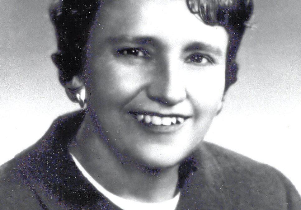 Elizabeth A. Greenleaf (1967-1968)