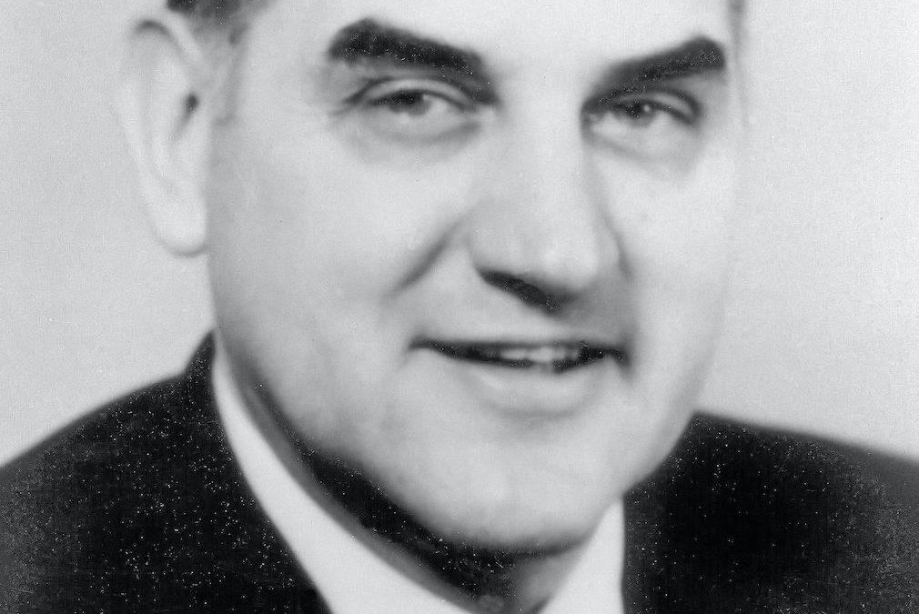 Everett H. Hopkins (1950-1953)