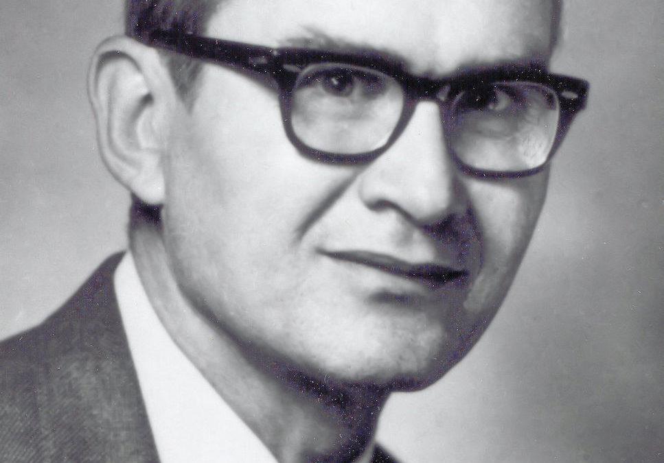 Donald P. Hoyt (1968-1969)