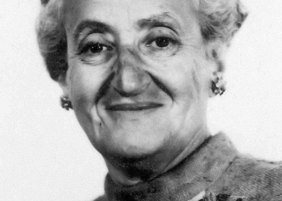 Barbara A. Kirk (1964-1965)