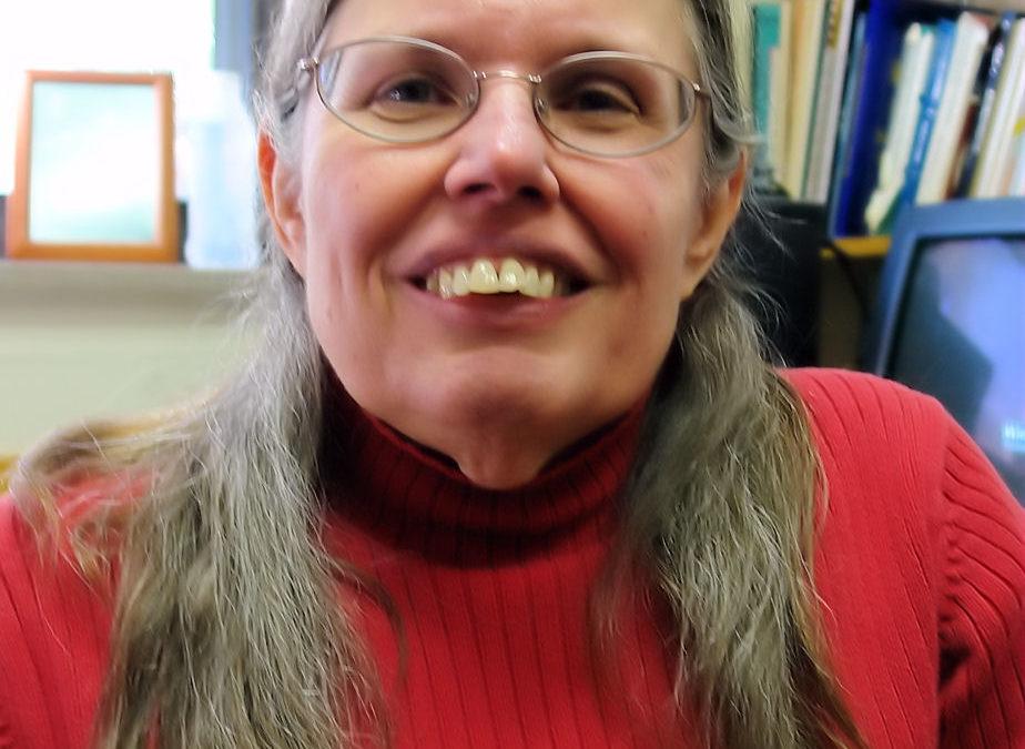 Nancy Evans (2001-2002)