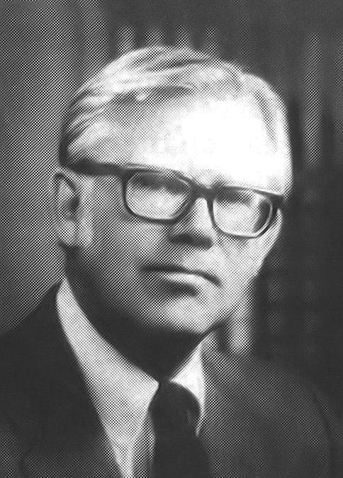 Paul A. Bloland (1970-1971)