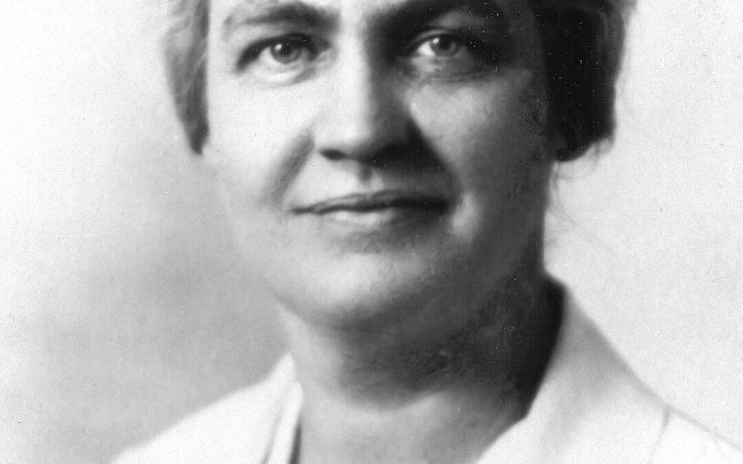 Helen M. Voorhees (1939-1941)
