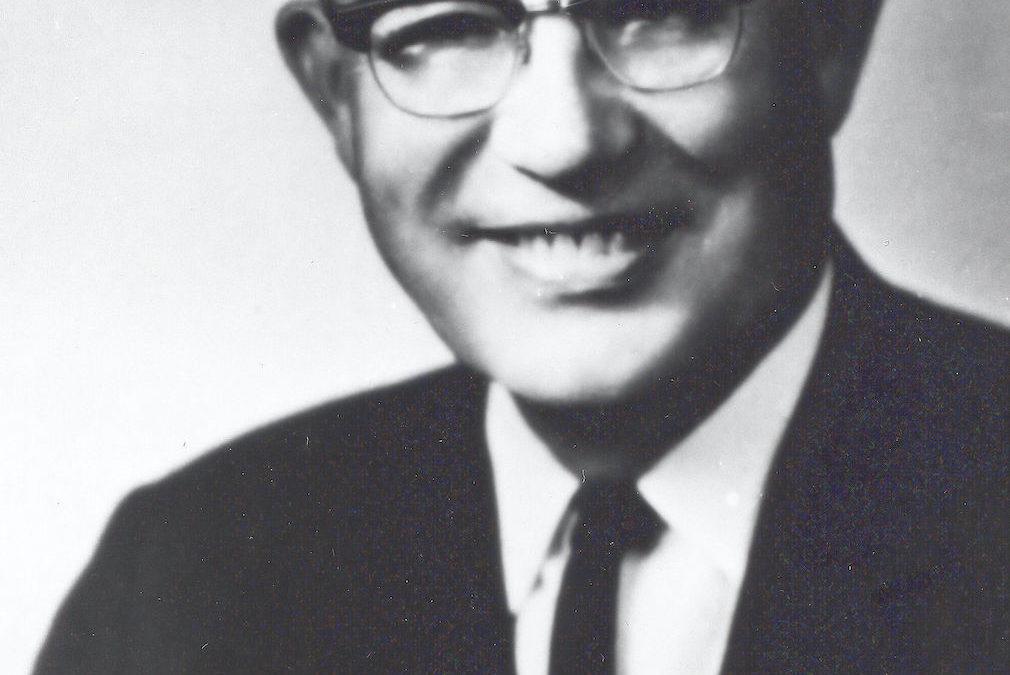 E.G. Williamson (1941-1945)