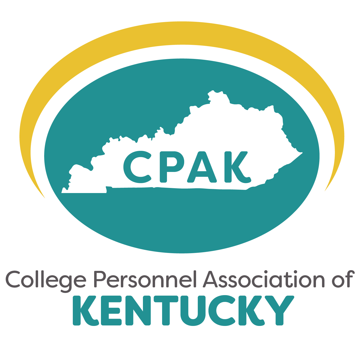 CPAK logo featuring the outline of Kentucky