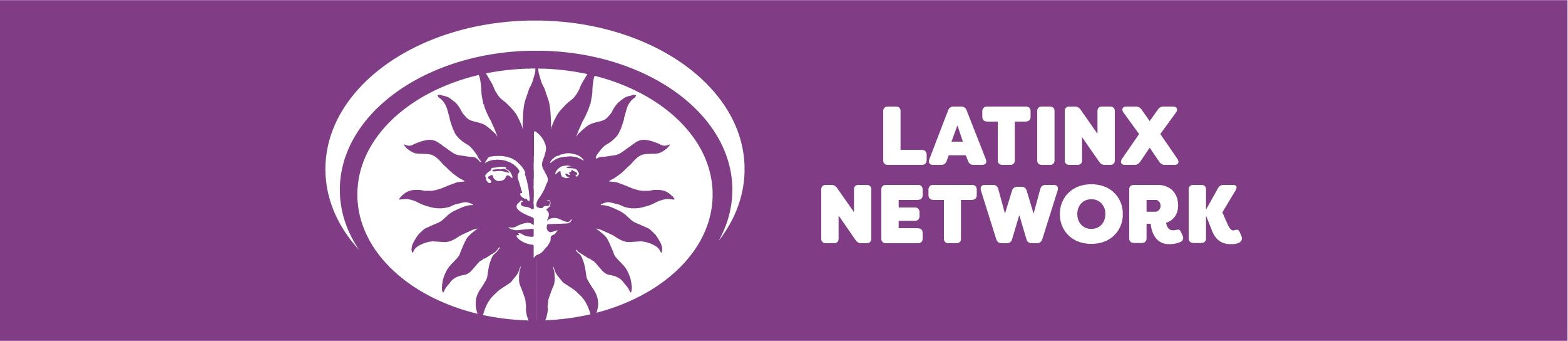 latinx network and logo
