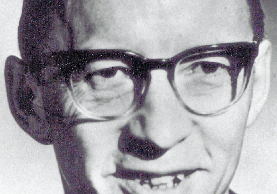 Willard W. Blaesser (1956-1957)