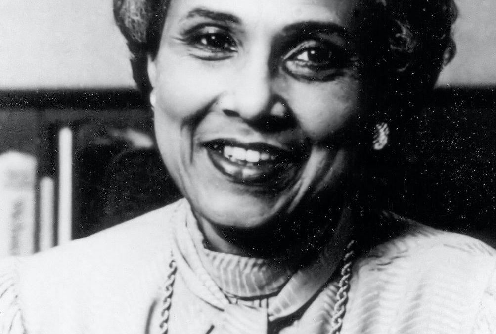 Anne S. Pruitt (1976-1977)