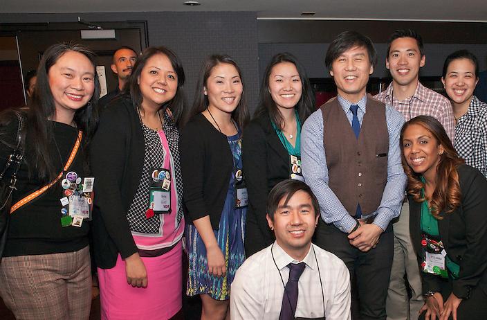 group of ACPA Members at ACPA 2013