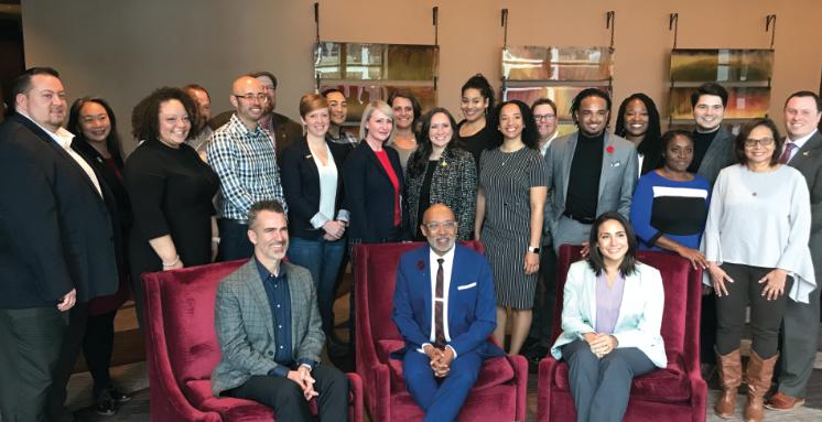 2020-2021 Governing Board photo