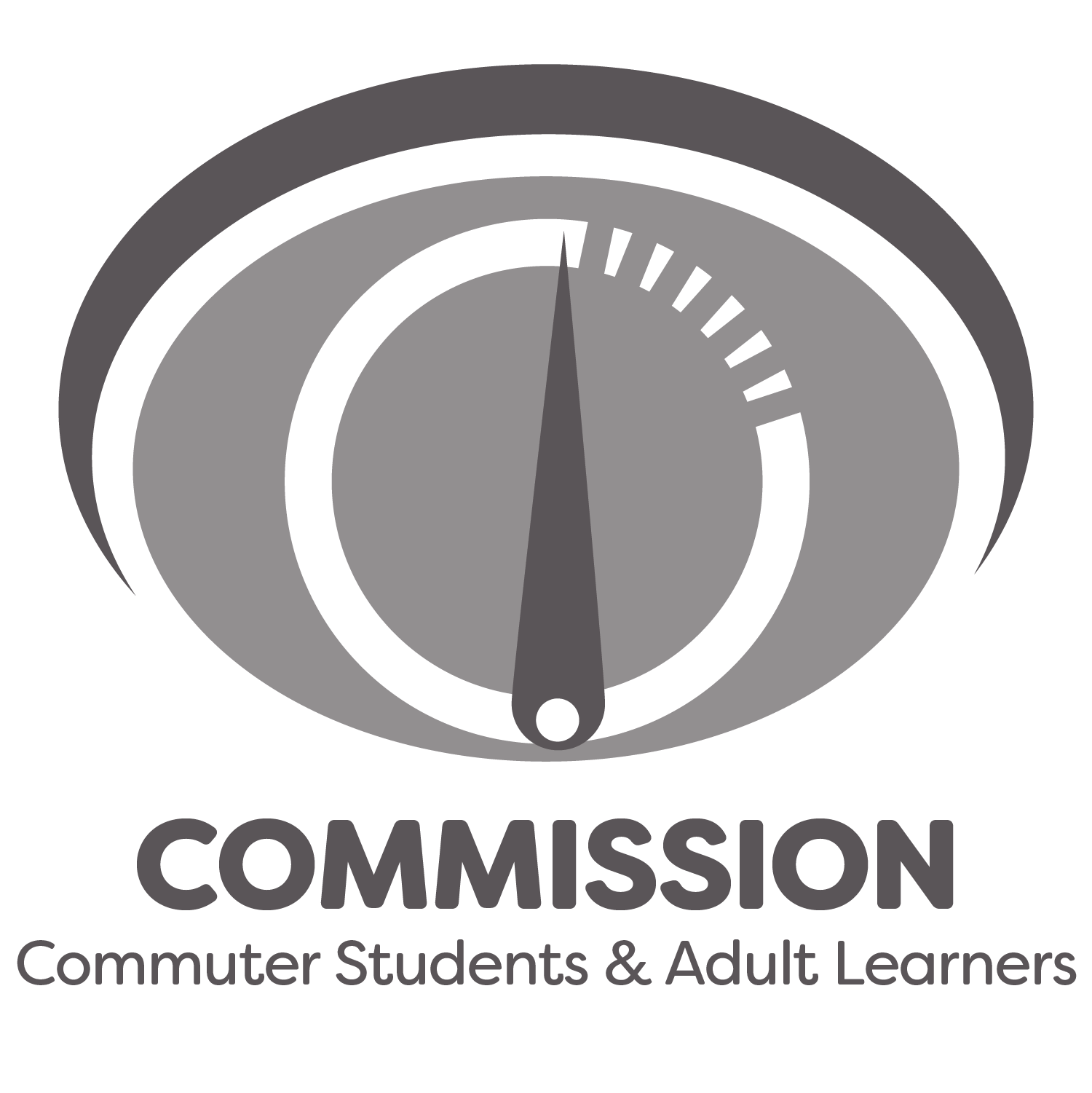 Commission for Commuter Students & Adult Learners logo