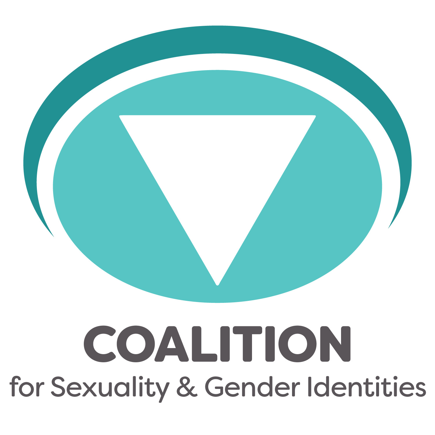 Coalition for Sexuality & Gender Identities logo