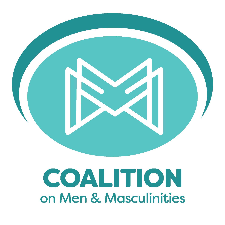 Coalition on Men & Masculinities logo
