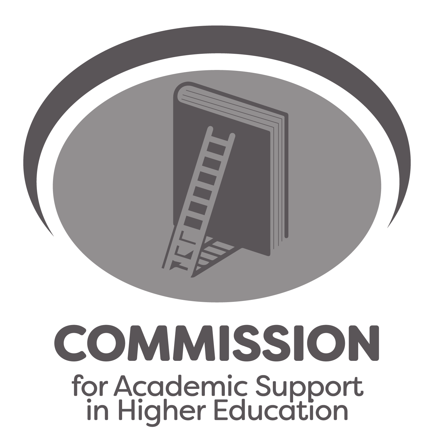 Commssion for Academic Support in Higher Education logo