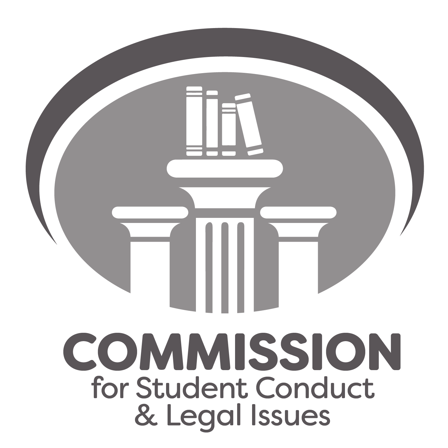 Commssion for Student Conduct & Legal Issues Logo