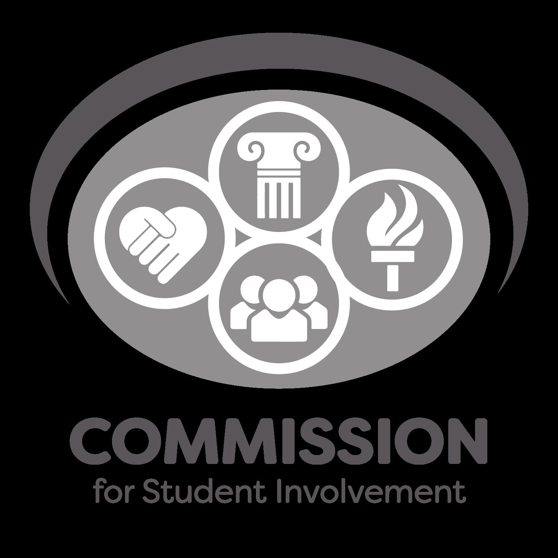 Commission for Student Involvement Logo