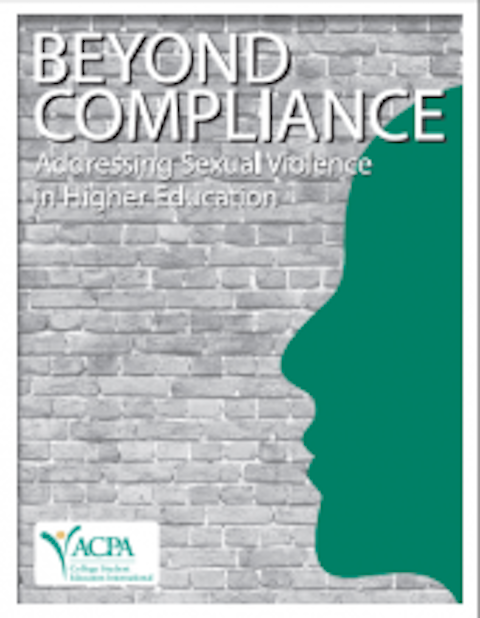 Beyond Compliance book cover