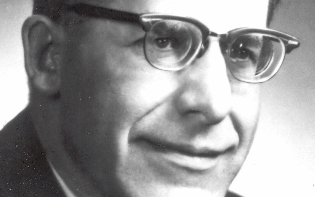 Harold B. Pepinsky (1955-1956)