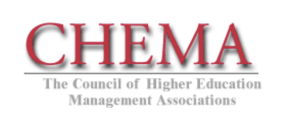 logo for Council of Higher Education Management Associations (CHEMA)