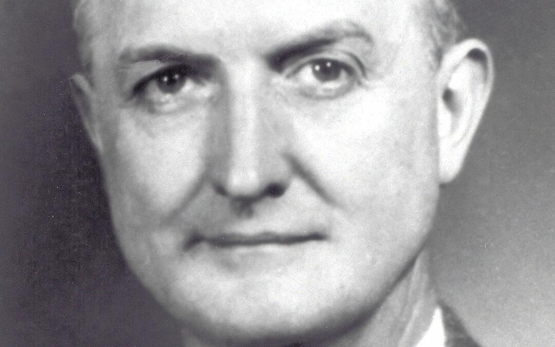Jack E. Walters (1930-1933)
