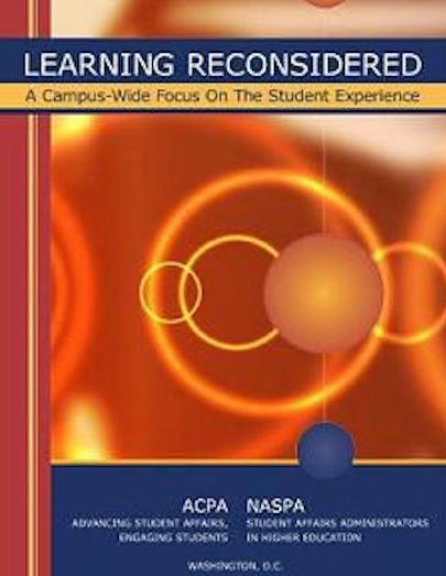 Learning Reconsidered cover