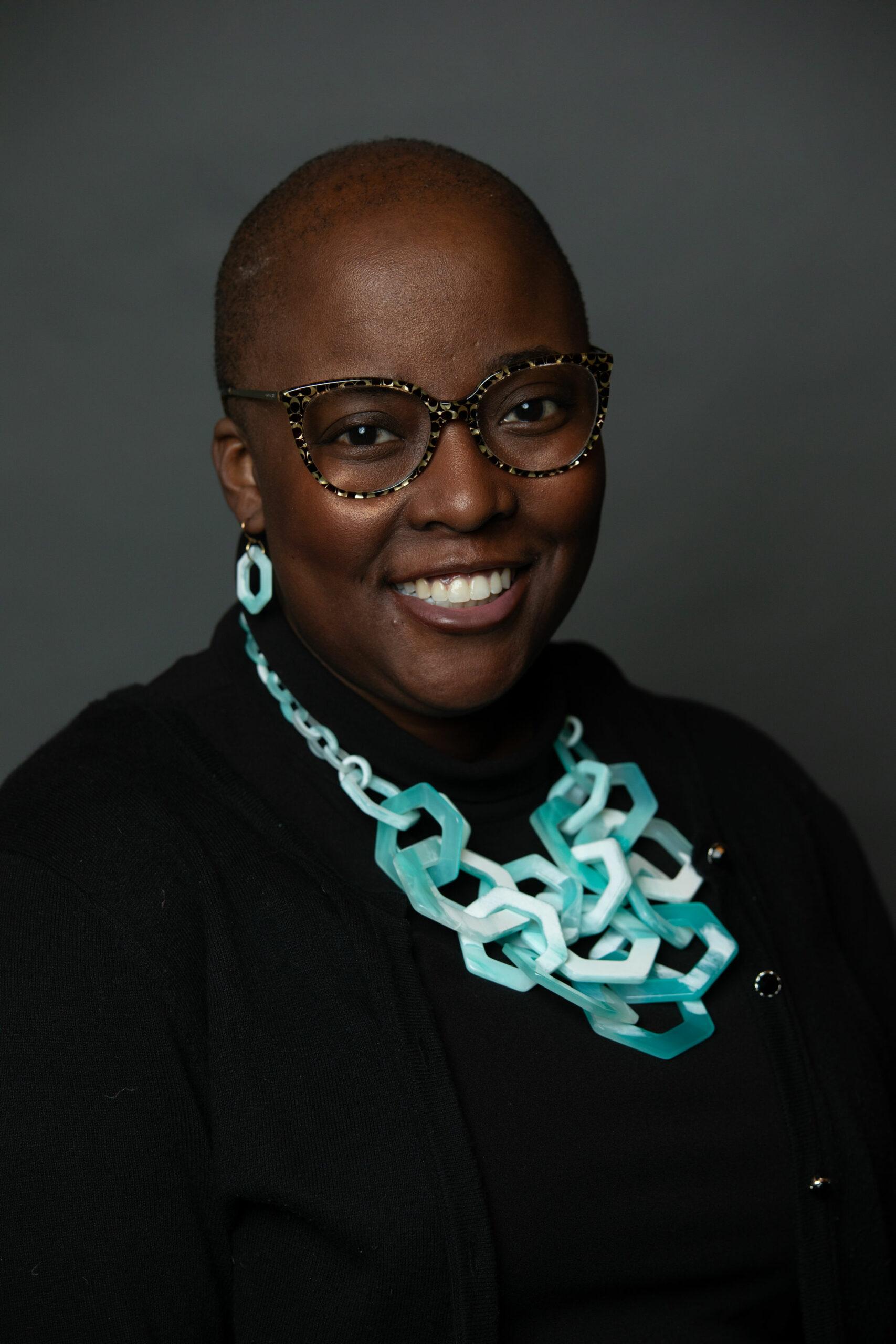 Dr. Shetina M. Jones