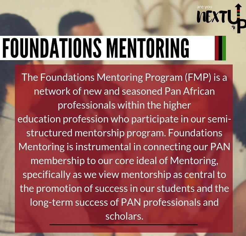 foundations mentoring