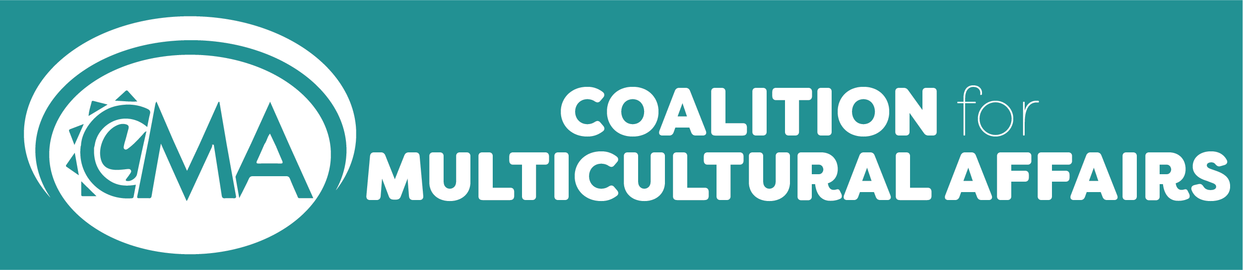 COALITION FOR MULTICULTURAL AFFAIRS HEADER