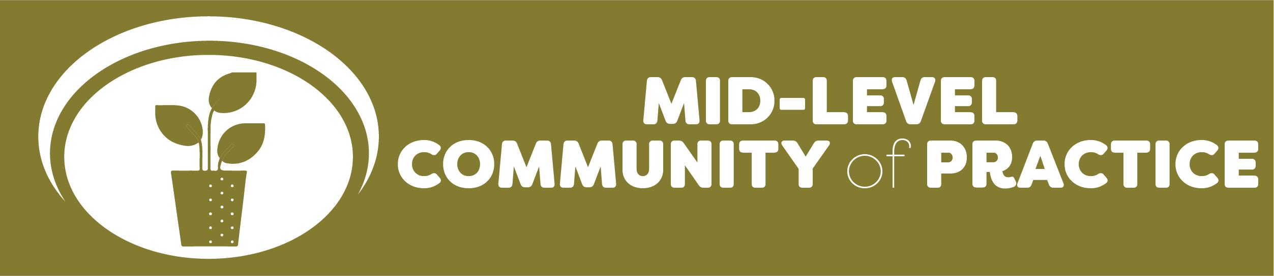 mid-level community of practice