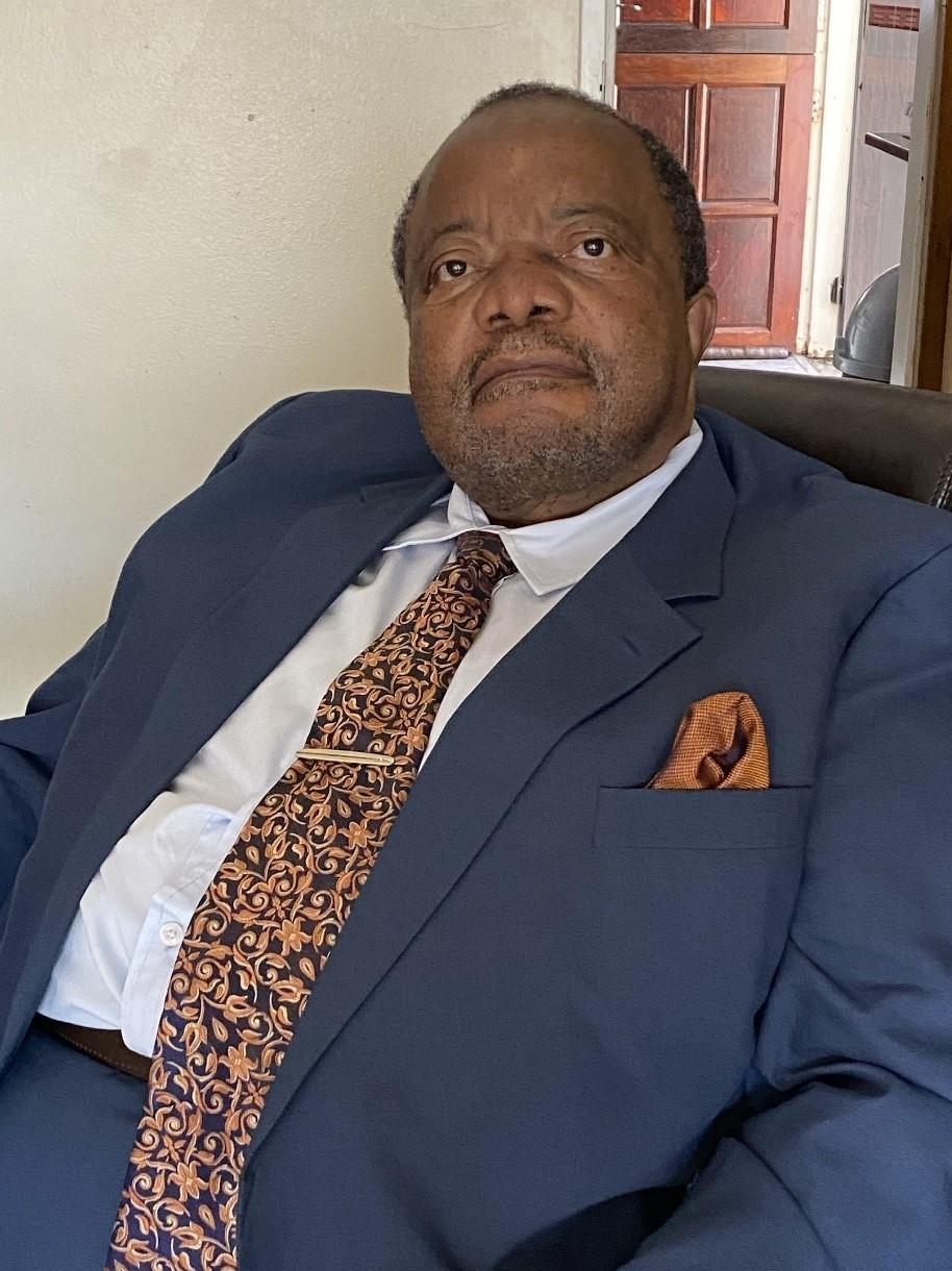 Cecil Bodibe