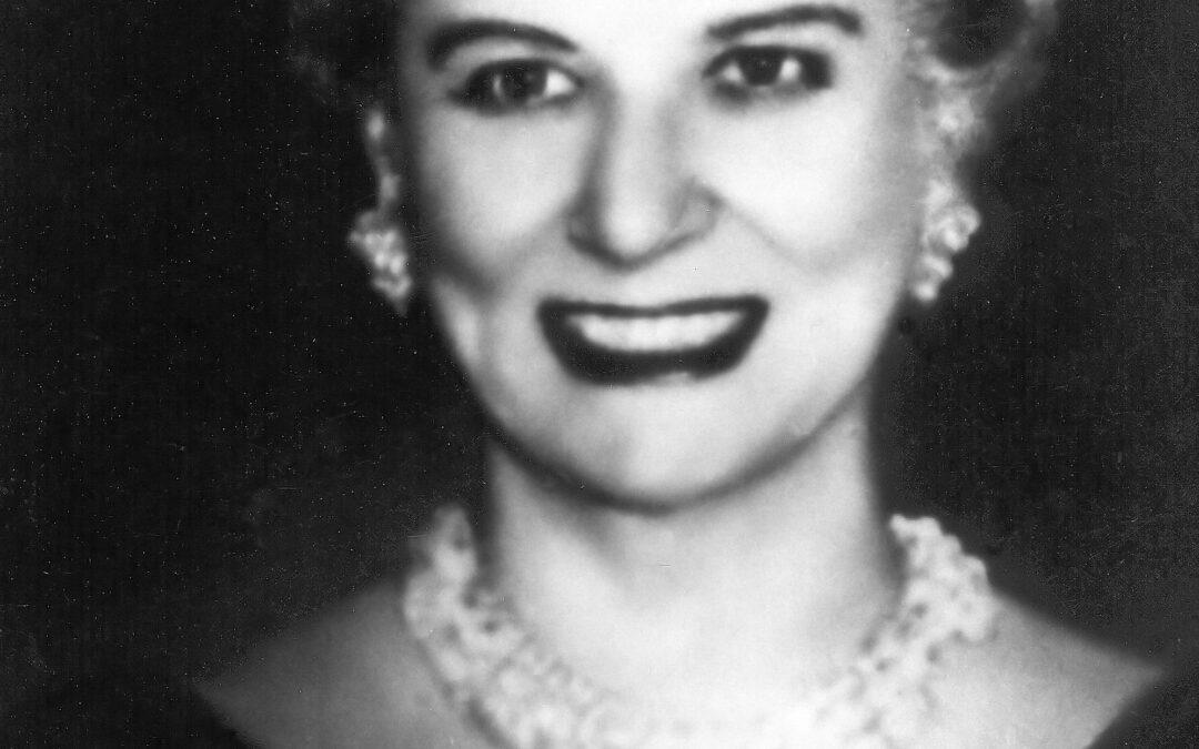 Esther Lloyd Jones (1935-1937)