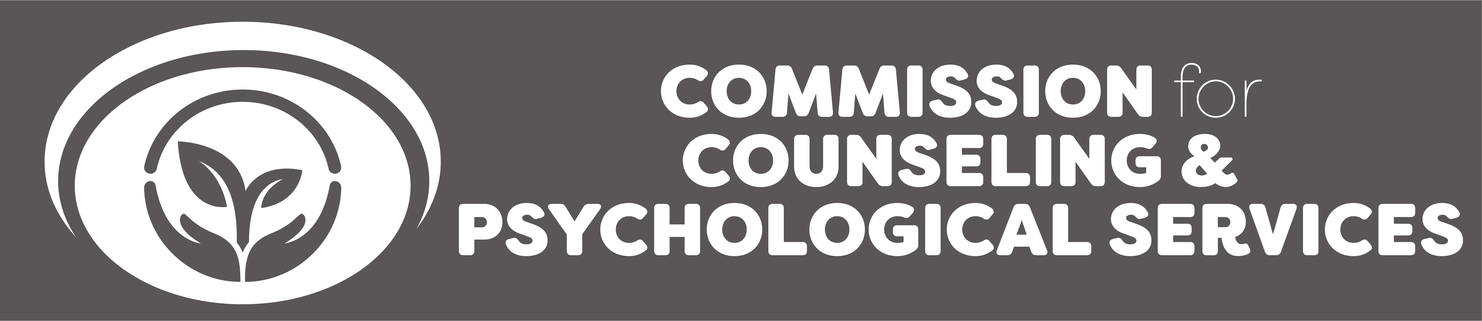 commission for counseling & psychological services