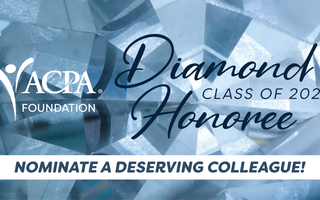 Call for Nominations: Diamond Honoree Class of 2022