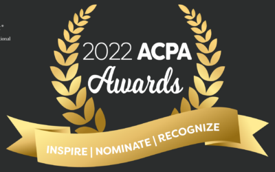ACPA Awards-Call for Nominations