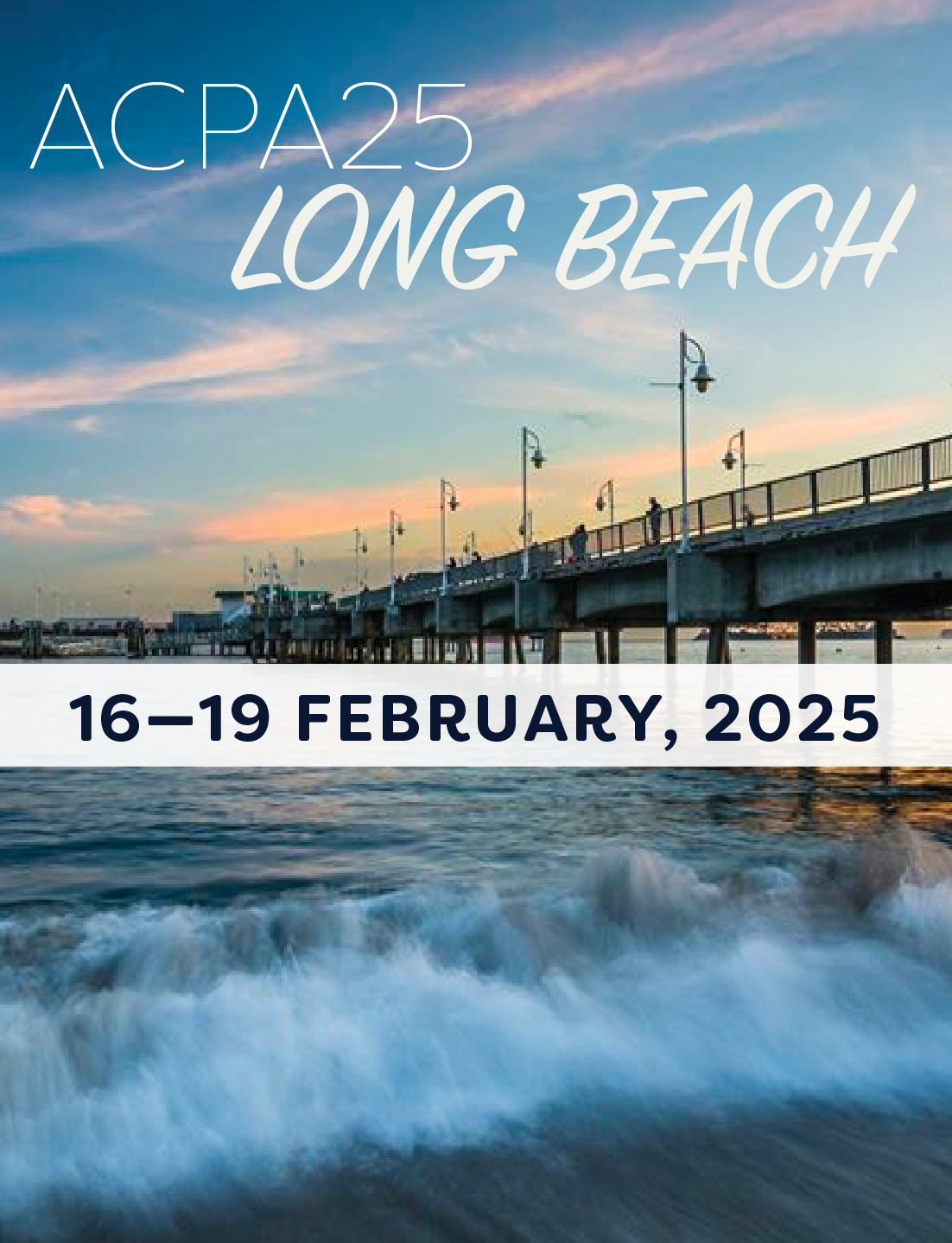 ACPA25 Long Beach 16-19 February 2021